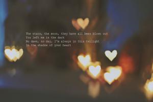 Cosmic love by ingaelda