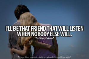 Short Friendship Quotes for Him