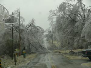 2007 oklahoma ice storm