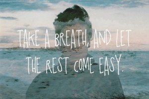 all time low, boy, breath, easy, note, quote, sentence, typography