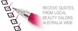Beauty Salon Quotes   Search, Select, Send   Australia Wide