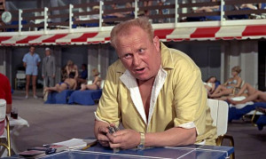 James Bond Character - Auric Goldfinger