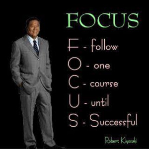 Quote of Robert Kiyosaki