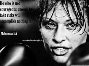 Boxing Quotes Inspirational For Girls Motivational quotes