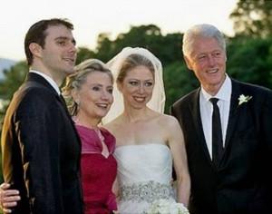 Chelsea Clinton Wedding ( 1 )