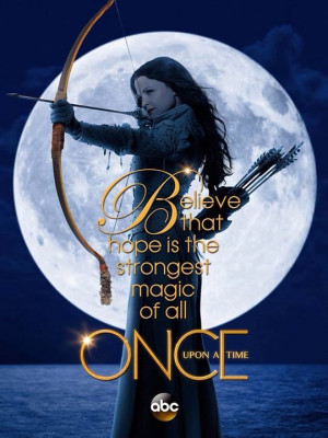 Once Upon a Time promotional pictures season three