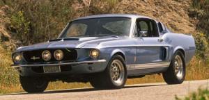 mustang shelby gt 500 em 1968 a ford mostrou o mustang bullitt baseado ...