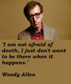 and sayings with pictures. Famous and best quotes of Woody Allen