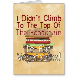 funny anti vegetarian quotes