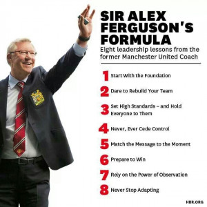 ... Ferguson Formula, Sir Alex Ferguson Quotes, Alex O'Loughlin