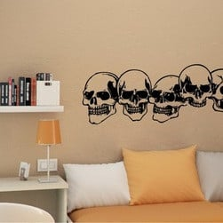 ... quote. Interior wall decor stickers come with a MATTE finish that is