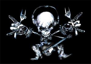 Happy Heavy Birthday Metal Avi