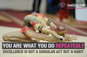 Gymnastics Motivational Sports Quotes