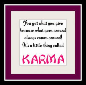 Karma Theory in Buddhism