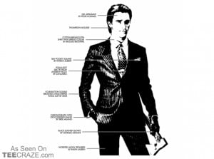 Patrick Bateman Quotes.