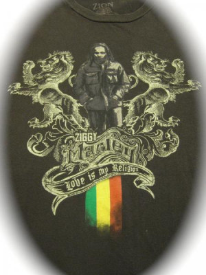 Men's Zion Vintage Ziggy Marley