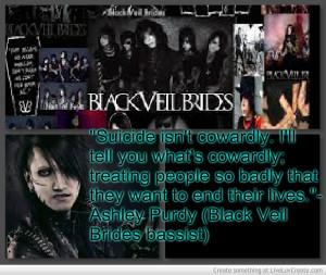 Black Veil Brides Quotes