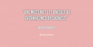 Overwhelmed By Life Quotes