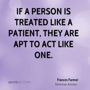 Frances Farmer Quotes