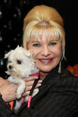 Ivana Trump Pictures And...