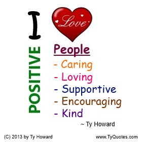 ... Anti Bullying Quote, Love Positive People, Loving Positive people