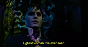 Barnabas Collins Quote-Alice Cooper...LOL!