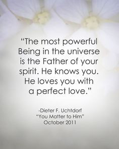 lds quote dieter f uchtdorf more individual worth quotes church you ...