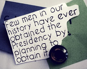 Gay Pride Quotes about Presidency