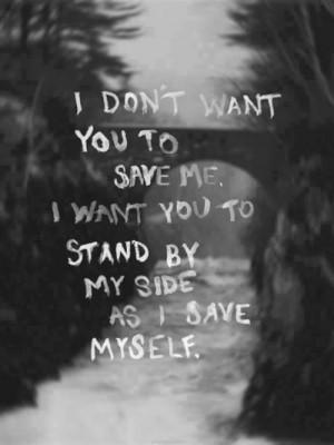 don't need saving