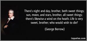 More George Borrow Quotes