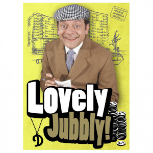 horses fridge magnet delboy lovely jubbly this only fools and horses ...