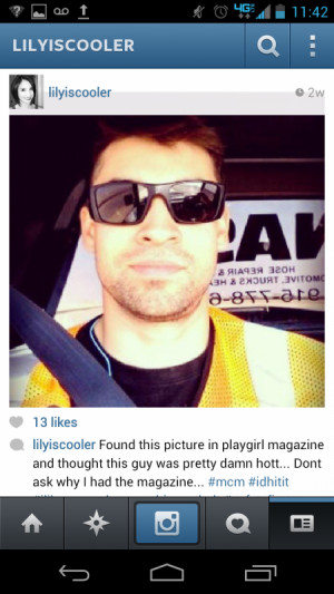Man Crush Monday Instagram Quotes #mcm: man crush monday
