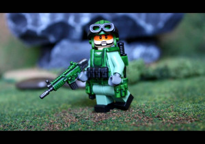 Tiny Lego-like Military Masterpieces: Tribute to Veterans (25 pictures ...