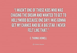 Thomas Howell