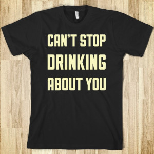 Stop Drinking Funny Alcohol problem funny quotes