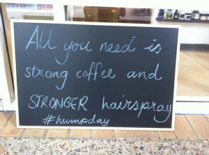 Jagged Hair daily salon inspiration/quote board. #jaggedhair #brisbane ...