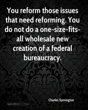 Reforming Quotes