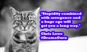 arrogance quote