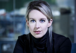 Elizabeth Holmes was an electrical and chemical engineering major at ...