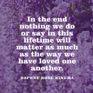 Thought for the Day Quotes On Love