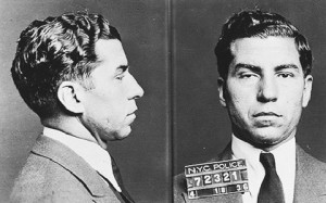 Lucky Luciano: The Nickname and that Droopy Eye