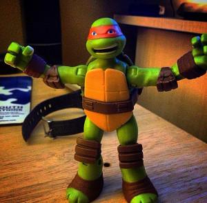 Teenage Mutant Ninja Turtles Battle Shell 2012