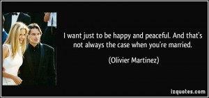 Just Want You to Be Happy Quotes