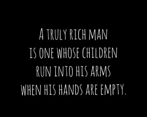 Happy Fathers Day Quotes Sayings Message to Dads Stepfathers 2014