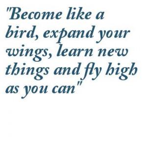 Bird Quotes