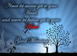 Beautiful Good Morning wishes picture quotes and images – success ...