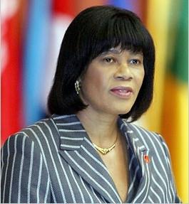 Portia Simpson Miller Jamaica