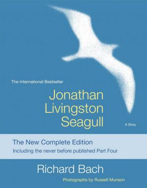 ... Bach Releases Long-Forgotten Ending to Jonathan Livingston Seagull