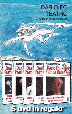 Dario Fo: Teatro, pittura, satira politica.