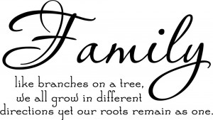 Family-Tree-Together-Love-wall-Vinyl-Sticker-Decal-quote-Decor-Cute-On ...